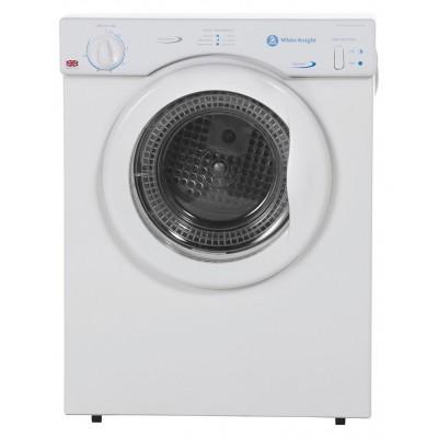 White Knight C372WV 3KG Vented Tumble Dryer - White