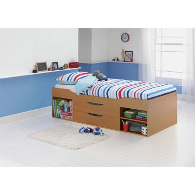 09H SHELBY CABIN BED BEECH ASHLEY