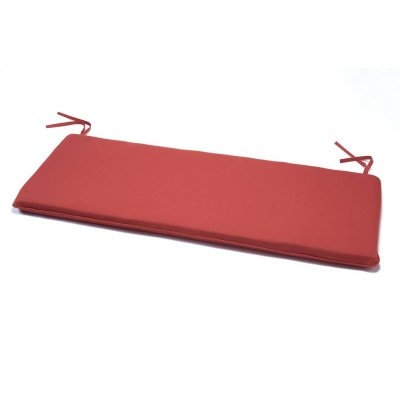 Greenhurst Bench Cushion Terracotta - Home Delivery Only