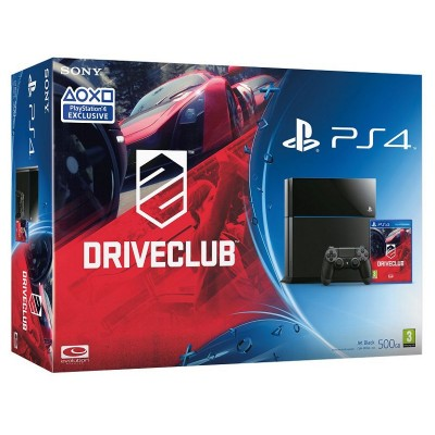 PS4 And Driveclub Bundle