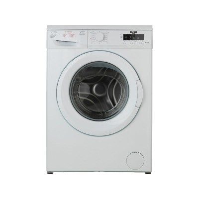 Bush F841QW 8KG Washing Machine- White/Ins/Del/Rec