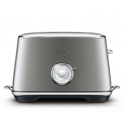 Sage STA735SHY Luxe 2 Slice Toaster - Grey