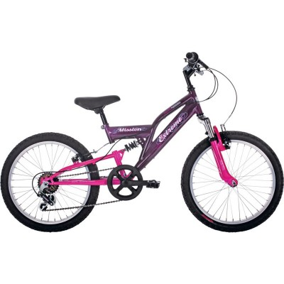 RALEIGH EXTREME 20IN MISSION GIRLS BIKE