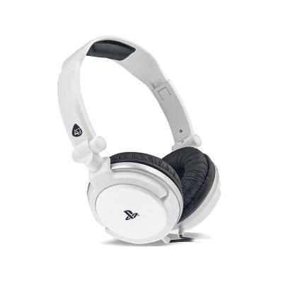 4Gamers PRO4-10 PS4, PS Vita Headset - White