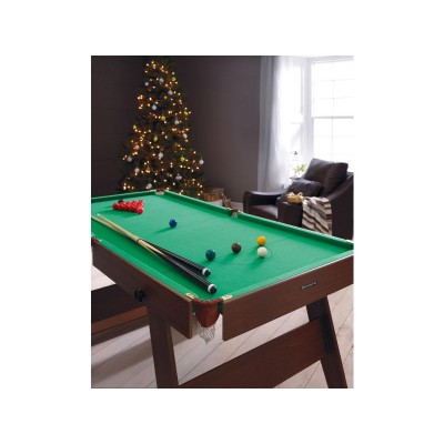 Hy Pro Folding Snooker Table