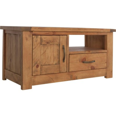 Collection Harvard TV Unit - Solid Pine