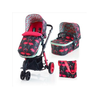 Cosatto Giggle 2 Travel System - Flamingo Fling