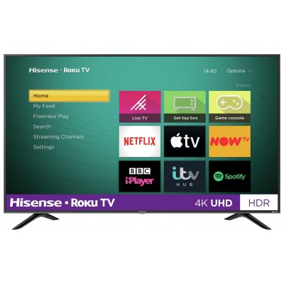 Hisense Roku TV 50 Inch R50B7120UK 4K Smart LED TV with HDR