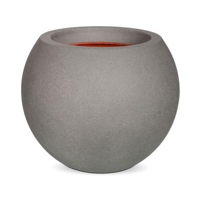 Capi Tutch Grey Vase Planter - 40 x 32cm