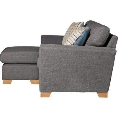 Collection Ashdown Dual Facing Corner Sofa - Grey