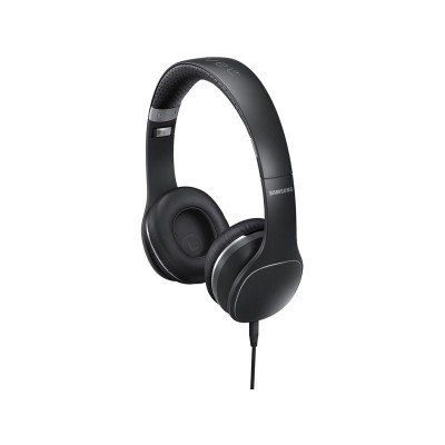 LEVEL ON-EAR WIRED HEADPHONES - BLACK