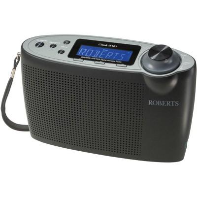 Roberts Radio Classic DAB 2 Digital Radio - Black