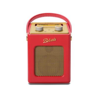 Roberts Radio Revival Mini Digital Radio - Red