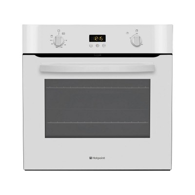 Hotpoint SH33WS Single Electric Oven - White