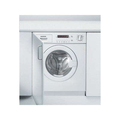 Hoover HWB814DN1 8KG 1400 Washing Machine - White/Ins/Del