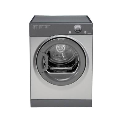 Hotpoint TVFM70BGG Vented Tumble Dryer - Graphite