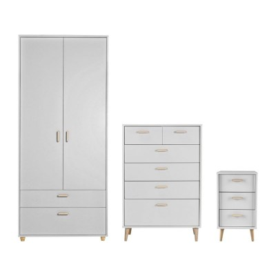 Arvika 2Dr Package White