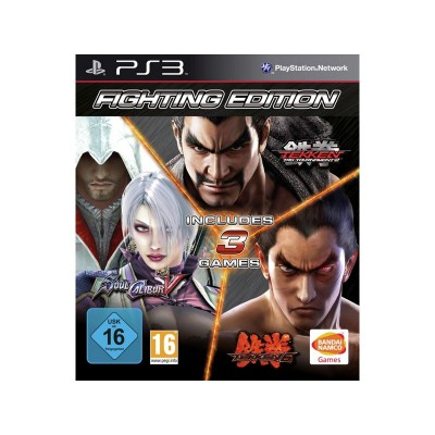 Fighting Edition PS3 Game