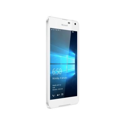 Sim Free Microsoft Lumia 650- White