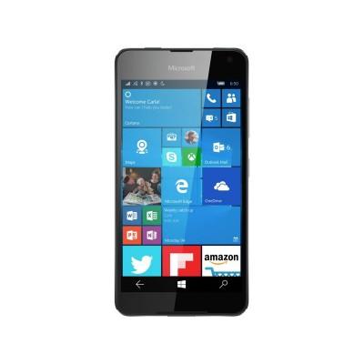Sim Free Microsoft Lumia 650- Black