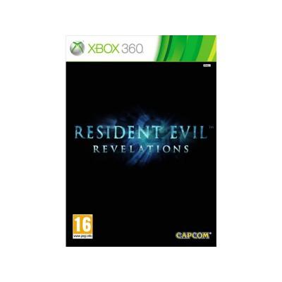 Resident Evil: Revelations Xbox 360 Game
