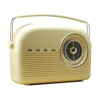 Bush Classic Retro FM Radio - Cream