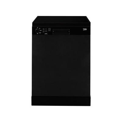FS 60CM 4 PROG 3 TEMP DISHWASHER BLACK