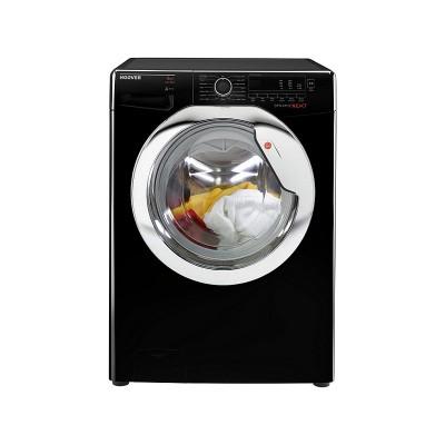 Hoover DXCC49B3 9KG 1400 Spin Washing Machine- Black