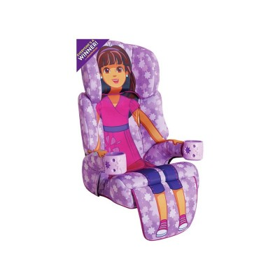 Kids Embrace Dora Group 1-2-3 Car Seat