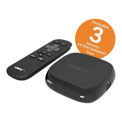 NOW TV BOX WITH 3 MONTHS ENTERTAINMENT
