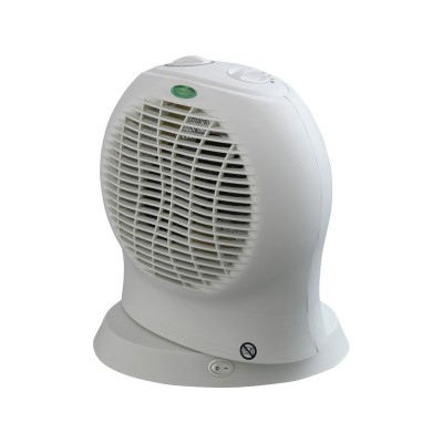 Challenge 2.4kW Upright Oscillating Fan Heater