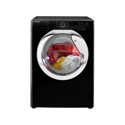 Hoover DXCC48B3 8KG 1400 Spin Washing Machine - Black