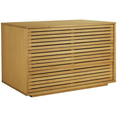 Habitat Max 3 Drawer Chest - Oak