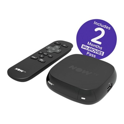 NOW TV BOX WITH 2 MONTHS MOVIES
