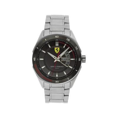 Scuderia Ferrari Men's Gran Premio Bracelet Watch