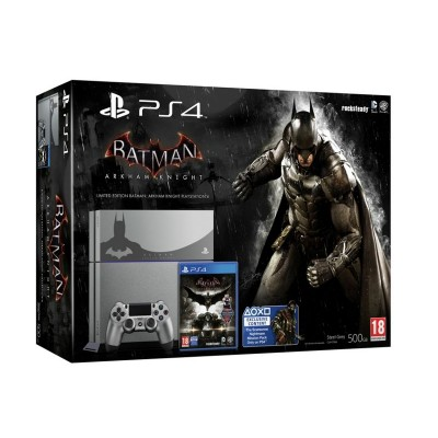 Limited Edition PS4 and Batman: Arkham Knight Bundle