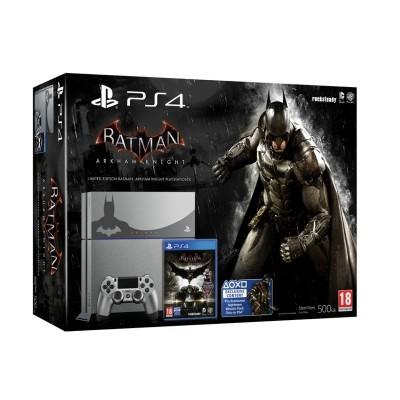 Limited Edition PS4 and Batman: Arkham Knight Bundle