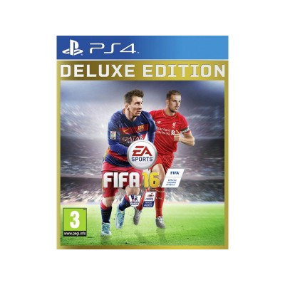 FIFA 16 DELUXE EDITION PS4