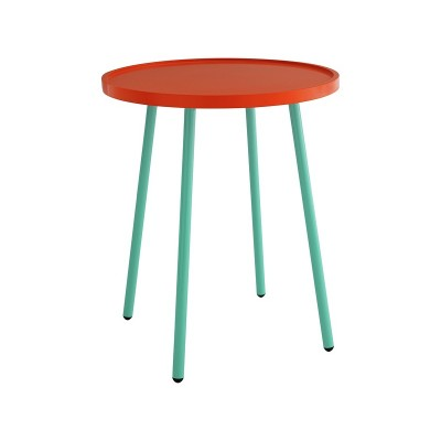 HAB NIVEN SIDE TABLE RED