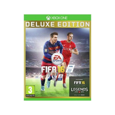 FIFA 16 DELUXE EDITION XB1