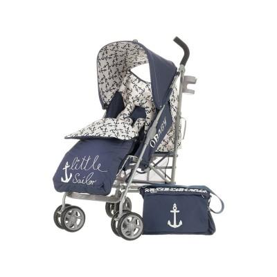 Obaby Metis Stroller Bundle - Little Sailor