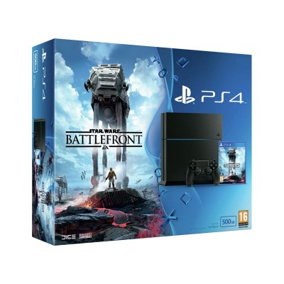 PS4 STAR WARS BATTLEFRONT BUNDLE