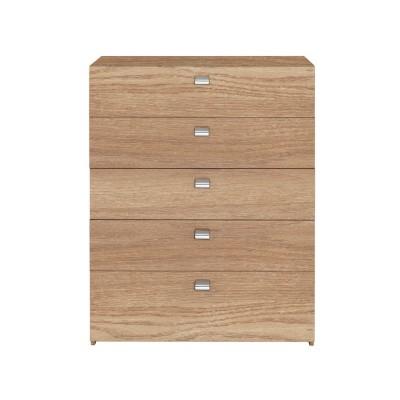 Windermere 5 Drawer Chest - Wessor Oak