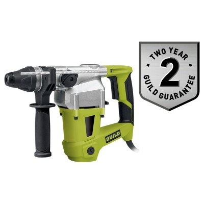 Guild Corded SDS Rotary Hammer Drill - 1000W