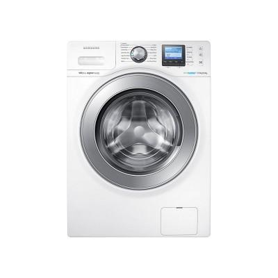 Samsung WD12F9C9U4WEU Washer Dryer - White