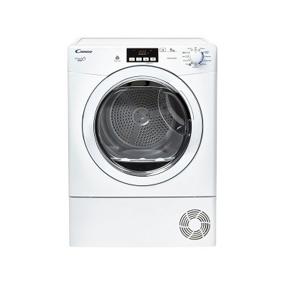 Candy GVCD91WB 9KG Condenser Tumble Dryer- White