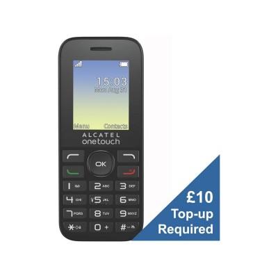 EE Alcatel 10.16 Mobile Phone