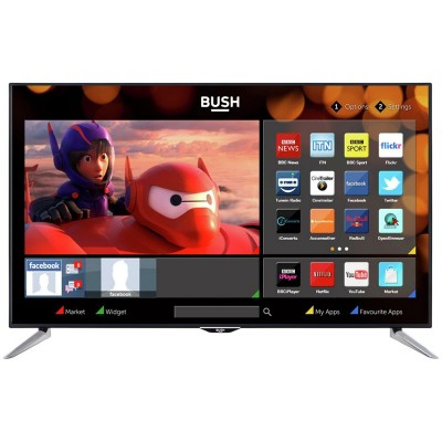 Bush 55 Inch Full HD Freeview HD Smart LED TV