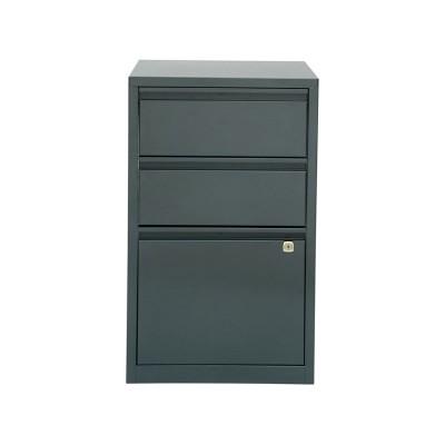 Habitat Harrington Grey 3 Drawer Filing Cabinet