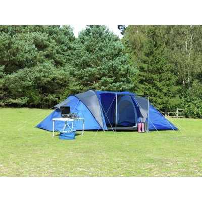 wow pro action 6 man tent